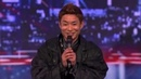 Kenichi Ebina Performs his Matrix Style Robot Dance - America's Got Talent 2013