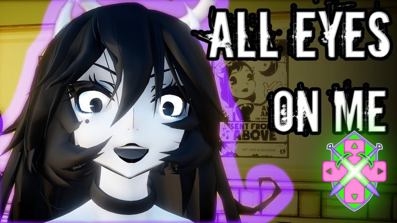 ALL EYES ON ALICE ANGEL | All Eyes on Me by OR3O ★ MMD x BATIM Animation
