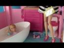 Мультик Барби и Челси в доме мечты Видео для детей с игрушками и куклами ♥ Barbie Original Toys.mp4