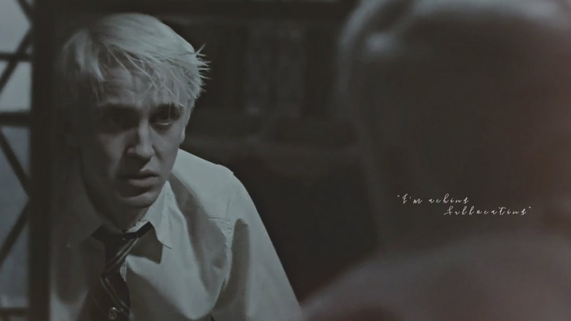 Draco Malfoy | Suffocating