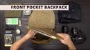 Front Pocket Backpack - What it Fits | Saddleback Leather Co.