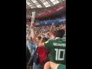 Mexico 1 - Germany 0 2018 06 17
