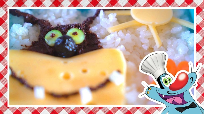 Oggy's Tips 'n' Tricks - How to cook the Deedee Bento!