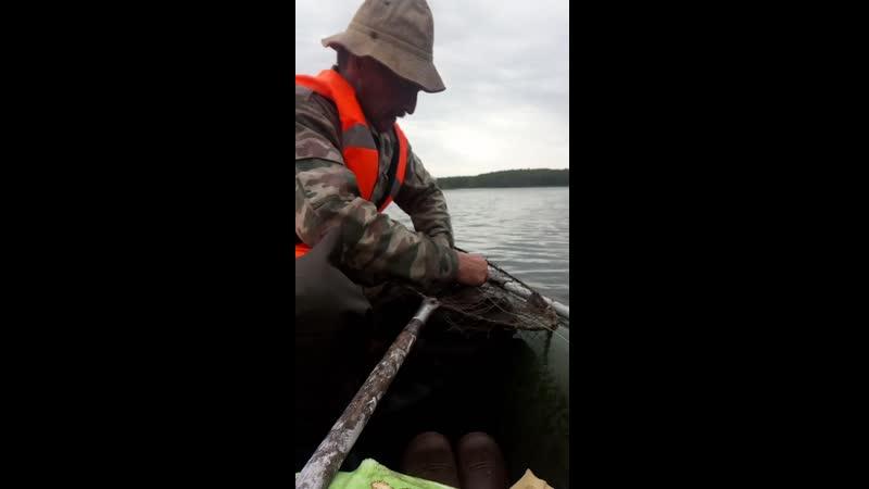 рыбалка на Аргази