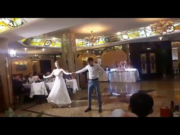 Свадебный танец Таисии и Ефима 07.07.2018Иркутск