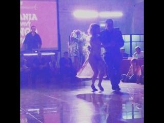 Momentos 1, 3/5 Mariano Chicho Frumboli  with Carolina Giannini  -Catania Tango Weekend- 29-30.06.2018 Night Milonga