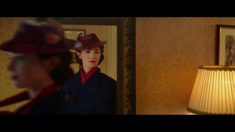 Мері Поппінс повертається - трейлер