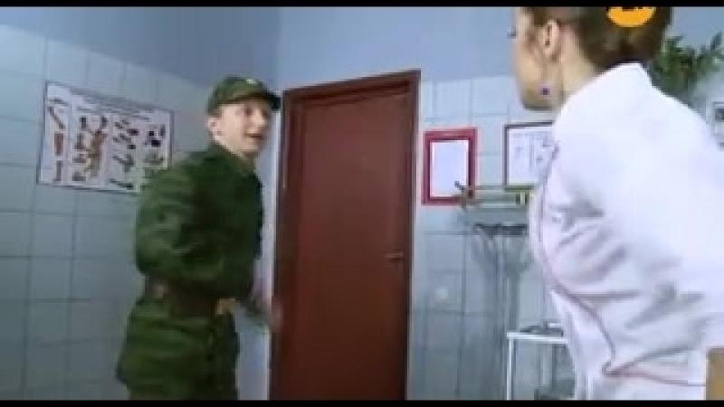солдат и медсестра