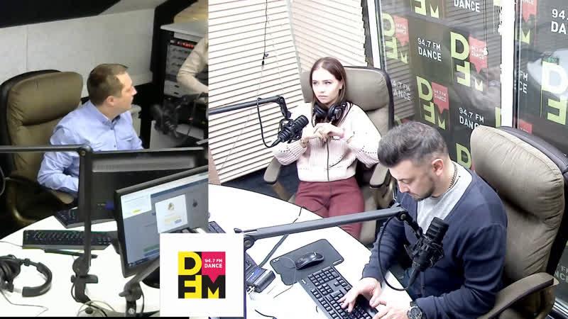 Дарья Мосина - организатор группы JDM CREW NNov на Радио DFM 94.7 - Нижний Новгород