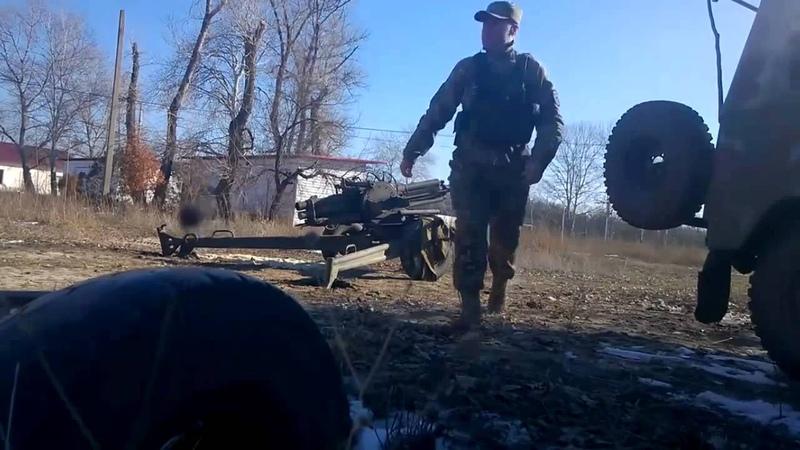 Ополченцы дали ответку на огонь ВСУ - Жесть! Эксклюзив