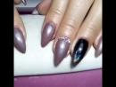 Коррекция ногтей до и после