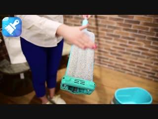 Cleaner 360 инновационная швабра-лентяйка