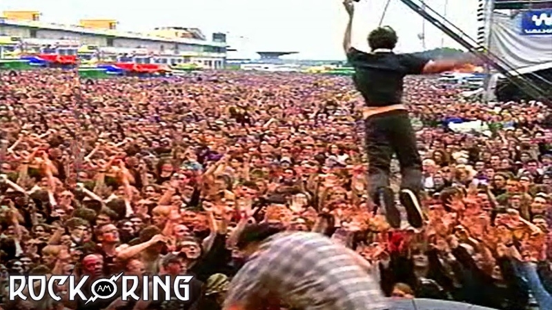 System Of A Down - Deer Dance live 【Rock Am Ring | 60fpsᴴᴰ】