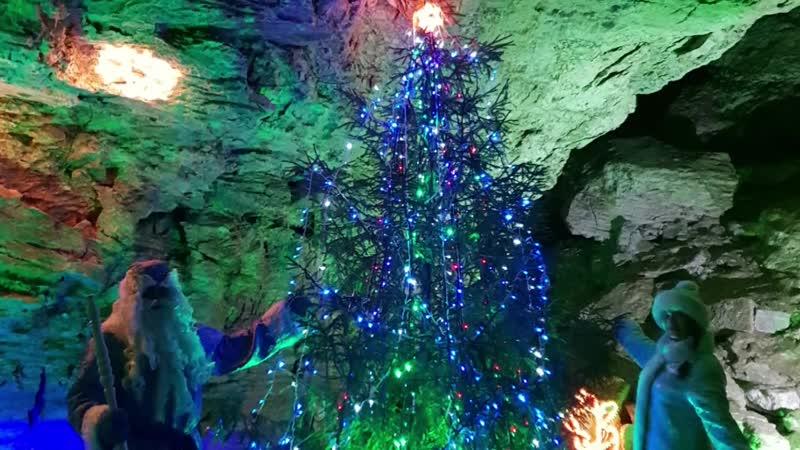 Кунгурская Ледяная пещера приглашает