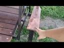Качели ТЕХАС с раскладной лавочкой