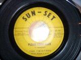 Twisters - Please Come Back - Rarest of The Rare Early 60s Uptempo Doo Wop