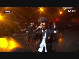 [181212] Stray Kids - Overdose + Growl (EXO cover) » 2018 MAMA FANS CHOICE in JAPAN