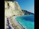 Greece Lefkada Porto Katsiki Beach