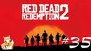 Red Dead Redemption 2 - 35 - Юный натуралист Снег