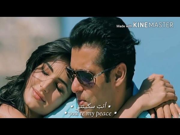 SALKAT || Salman Katrina || kaise mujhe tum with English and Arabic translation 💙