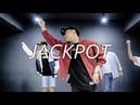 Block B Jackpot RAGI choreography