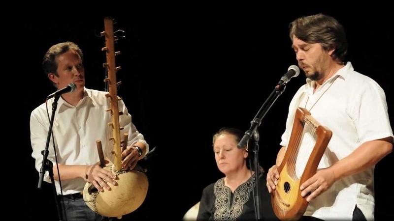 La musique de la Gaule celtique avec lEnsemble Bardos