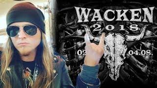 как на Wacken 2018 Никита ездил !