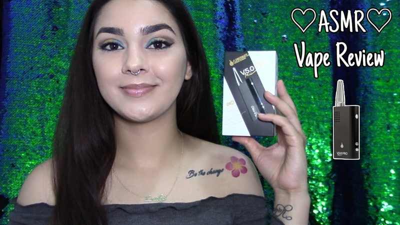 ASMR|| Vape Unboxing/Review|| Flowermate v5 Pro Mini