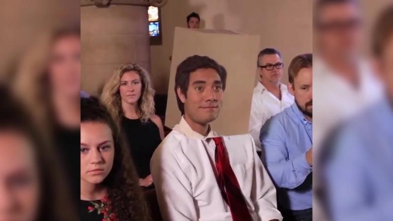 Видеомонтажер Зак Кинг притворялся неспящим и снова удивил весь интернет