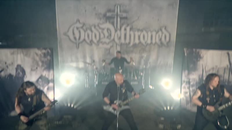 God Dethroned Annihilation Crusade (OFFICIAL VIDEO)