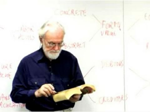 Class 05 Reading Marx's Capital Vol I with David Harvey