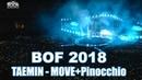 [ChoroChangwa]BOF2018(Opening Ceremony): TAEMIN - Move Pinocchio dance cover