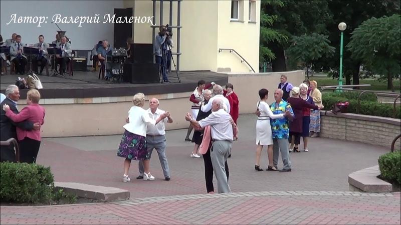 ПЕРВЫЙ ВАЛЬС ВОСКРЕСНОГО ВЕЧЕРА! Music! Dance!