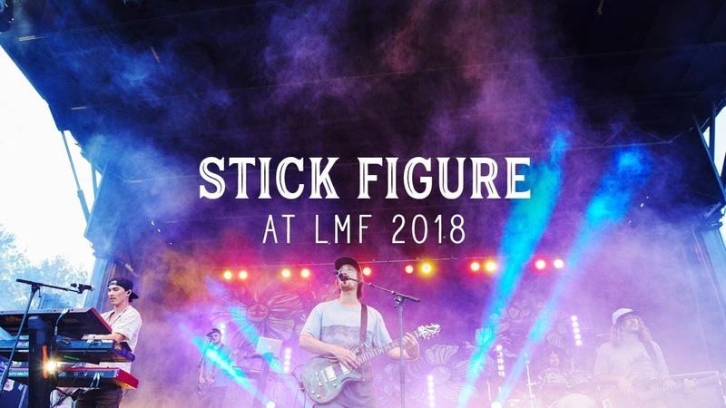 Stick Figure at Levitate Music Arts Festival 2018 - Livestream Replay (Entire Set)