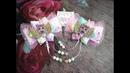 Резинки с ЛОЛ канзаши МК ,Бантики из лент / DIY ribbons bows