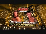 Triple H Vs Randy Orton - WWE Championship - Last Man Standing Match - RAW 22.06.2009