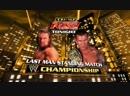 Triple H Vs Randy Orton WWE Championship Last Man Standing Match RAW 22 06 2009