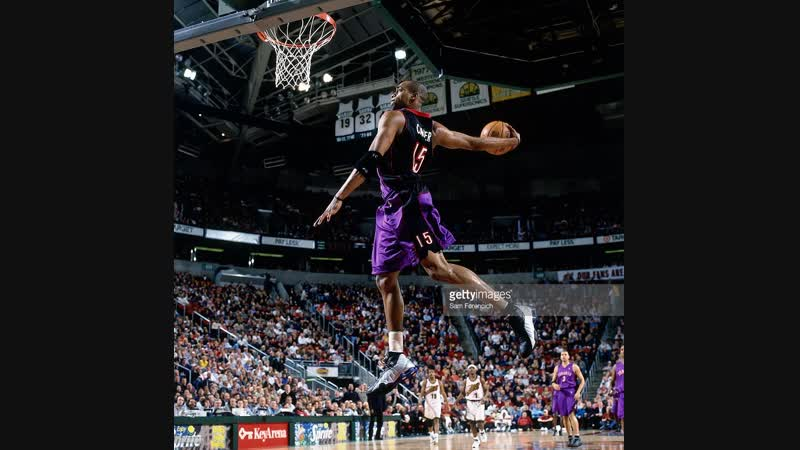 2001 - Vince Carter - Year 3 - The Golden Age Of Vinsanity