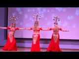 Фестиваль восточн танца в Арх-ске