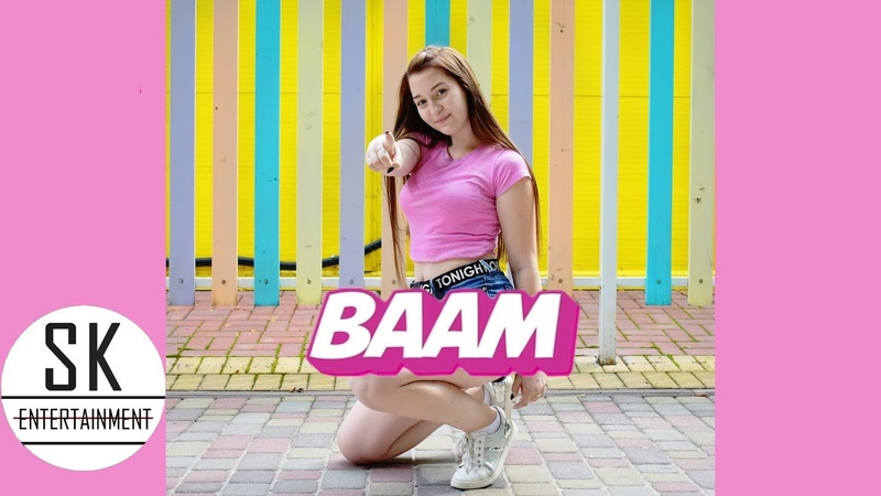 [STUDIO K-POP] - DANCE COVER MOMOLAND(모모랜드) - BAAM
