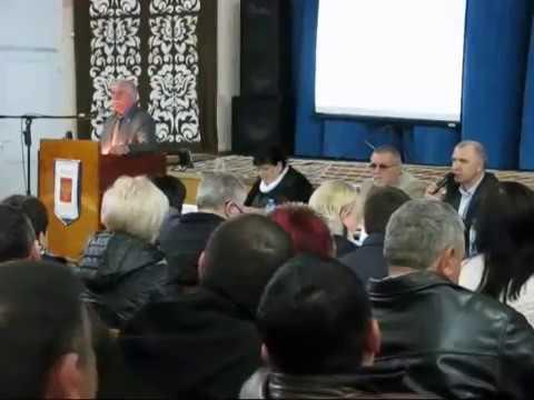 Феодосия, Береговое, сход граждан, апрель 2019 / О не выполненных обещаниях депутата Полтавского
