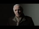Charles Aznavour Avec un brin de nostalgie