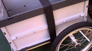 TRIKE STUFF A REVIEW OF THE CARRY FREEDOM Y FRAME TRAILER