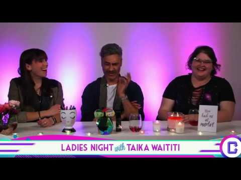 Just Taika Waititi being extra for over 30 minutes