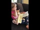 вечерняя сказка для любимого котика