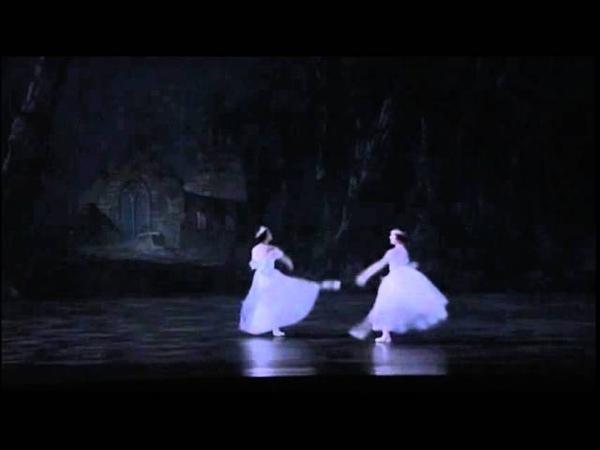 Giselle - Pas des premières Wilis (Acte II)