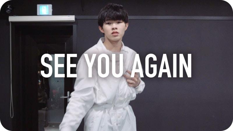 See You Again - Wiz Khalifa ft. Charlie Puth Jun Liu Choreography