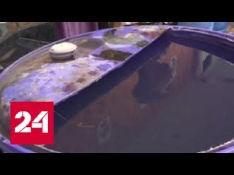 Людей убивают в очереди за водой в Индии общенациональная засуха Россия 24