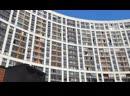 Двор ЖК Ultra city 1 очередь