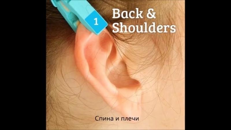 Прищепка на ухо, избавит вас от боли